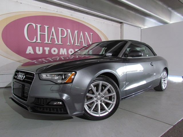 2017 Audi A5 2.0T quattro Sport – Stock #D1702810