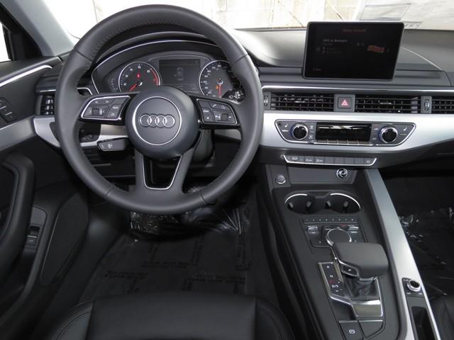 2017 Audi A4 2.0T ultra Premium – Stock #D1703010
