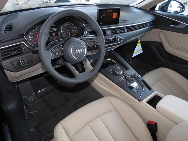 2017 Audi A4 2.0T ultra Premium – Stock #D1703020
