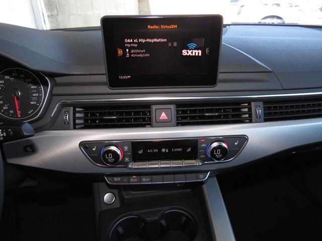 2017 Audi A4 2.0T ultra Premium – Stock #D1703030