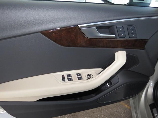 2017 Audi A4 2.0T quattro Premium Plus – Stock #D1703110
