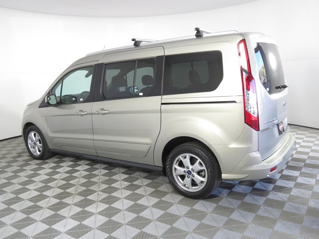 2016 Ford Transit Connect Wagon Titanium