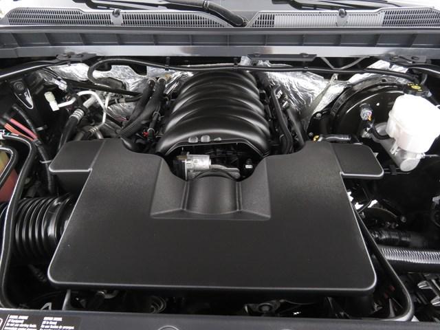 2018 Chevrolet Silverado 1500 LT Z71 Crew Cab