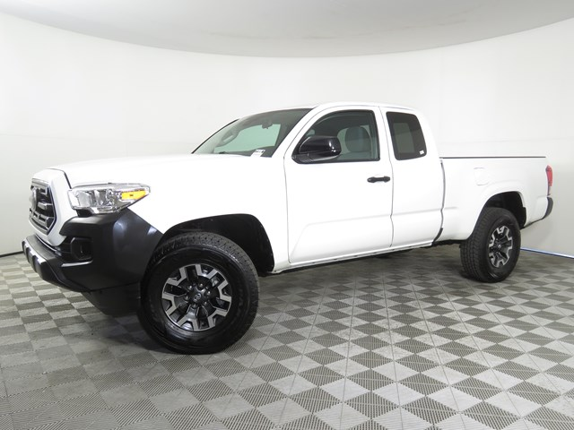 2019 Toyota Tacoma SR Extended Cab