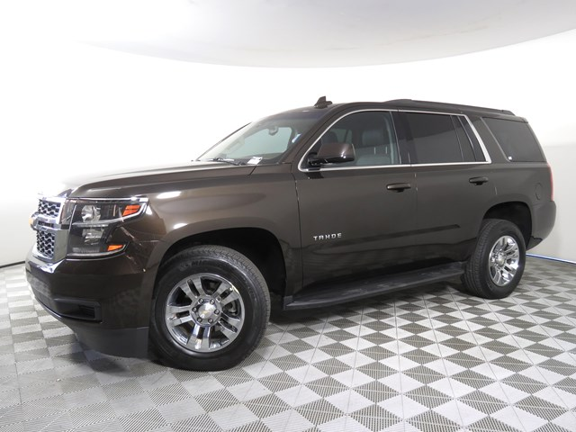 Used 2018 Chevrolet Tahoe LS