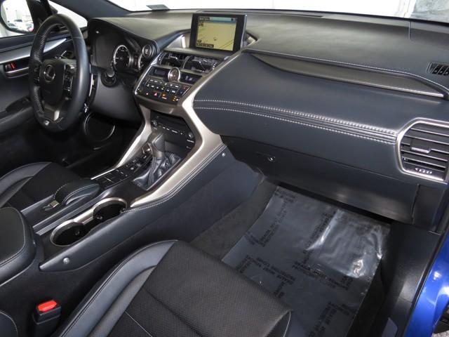 2015 Lexus NX 200t F Sport – Stock #P1601000A