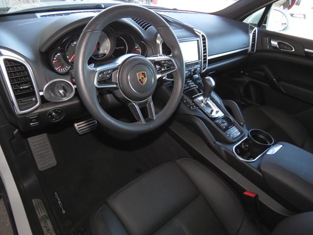 2016 Porsche Cayenne S – Stock #P1601530