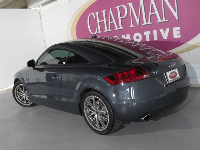 used 2009 audi tt 3 2 quattro for sale stock p1700420b mercedes benz of tucson. Black Bedroom Furniture Sets. Home Design Ideas