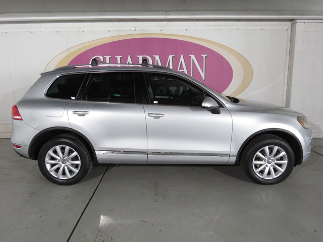 used 2012 volkswagen touareg for sale stock p1700490b. Black Bedroom Furniture Sets. Home Design Ideas
