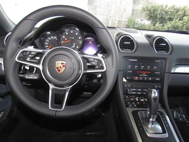 2017 Porsche 718 Boxster  – Stock #P1700970