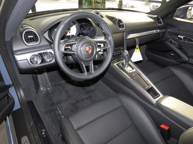 2017 Porsche 718 Cayman S – Stock #P1701140