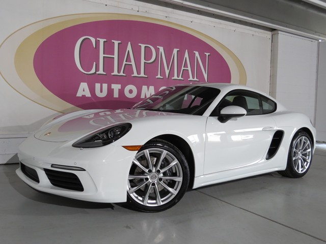 Browse 718 Cayman Inventory