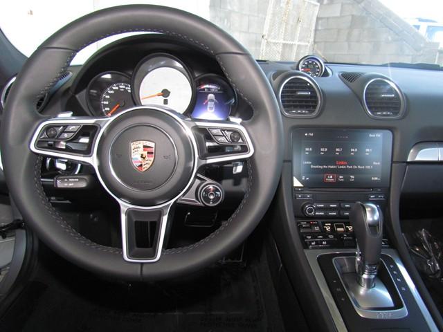 2017 Porsche 718 Cayman S – Stock #P1701220
