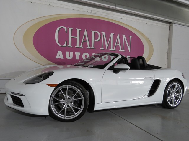 Browse 718 Boxster Inventory