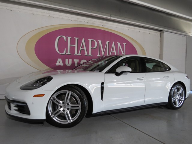 Browse Panamera Inventory
