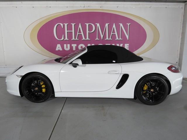 2014 Porsche Boxster  – Stock #P1770040