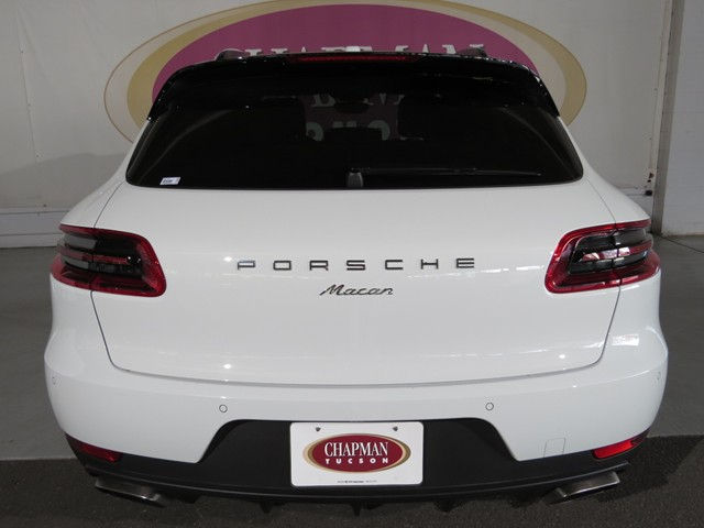 2017 Porsche Macan  – Stock #P1770220