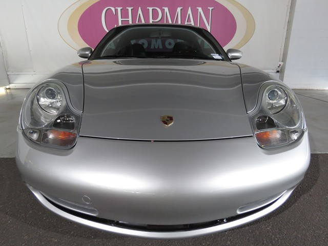 2001 Porsche 911 Carrera 4 – Stock #P1770340A