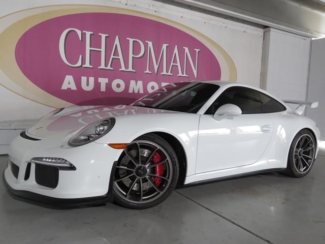 2014 Porsche 911 GT3 Details