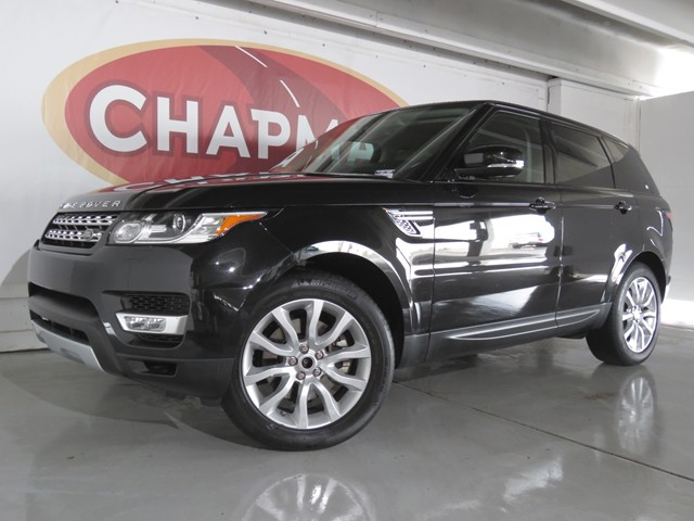Used Land Rover Range Rover Sport HSE For Sale Stock - Range rover stock