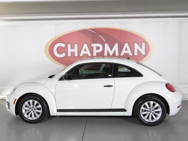 2017 Volkswagen Beetle 1 8t S Stock P1970720