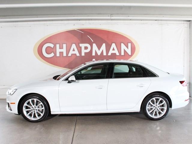 2019 Audi A4 2.0T quattro Prem Plus