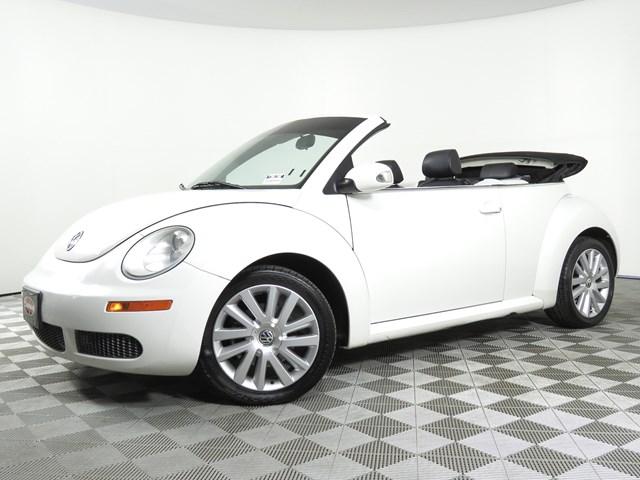 2009 Volkswagen New Beetle Conv