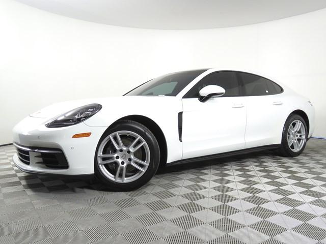Used 2017 Porsche Panamera
