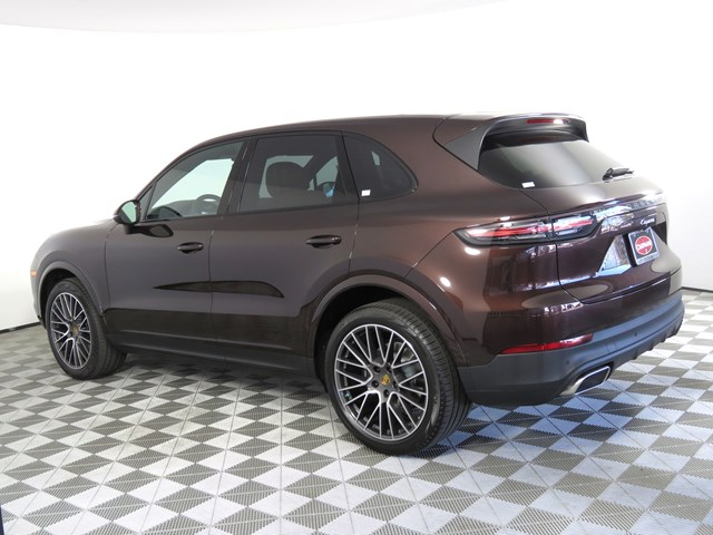 Certified Pre-Owned 2020 Porsche Cayenne