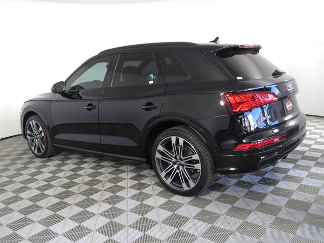 Used 2020 Audi SQ5 3.0T quattro Prem Plus