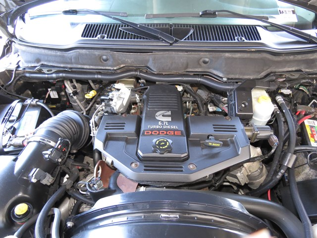2007 Dodge Ram 2500 ST Crew Cab