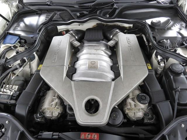 2008 Mercedes-Benz E-Class E 63 AMG