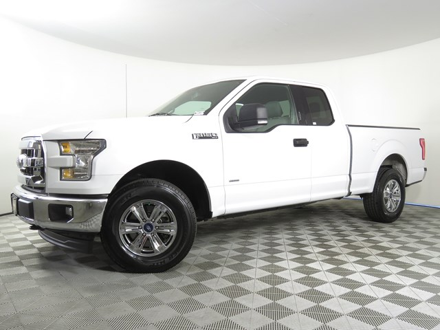 2016 Ford F-150 XLT Extended Cab