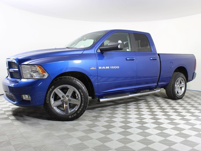 2011 Ram 1500 Sport Extended Cab