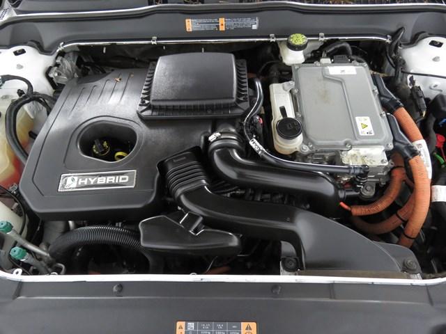 Used 2017 Ford Fusion Hybrid SE