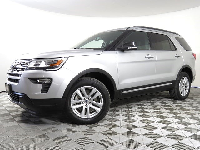 Used 2018 Ford Explorer XLT