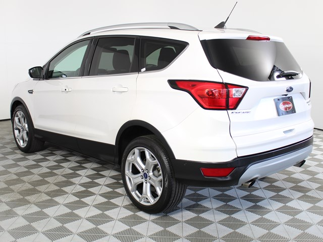Used 2019 Ford Escape Titanium