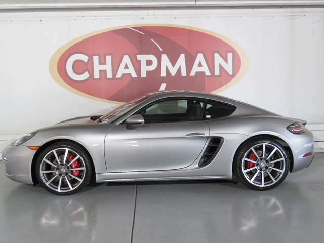 Certified Pre-Owned 2019 Porsche 718 Cayman S