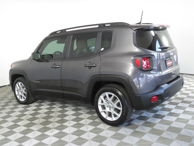 Used 2020 Jeep Renegade Latitude