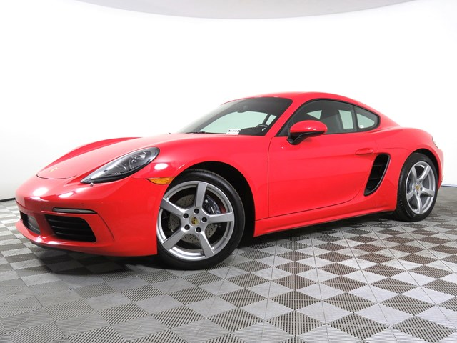 Used 2017 Porsche 718 Cayman