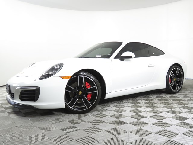 Used 2017 Porsche 911 Carrera S