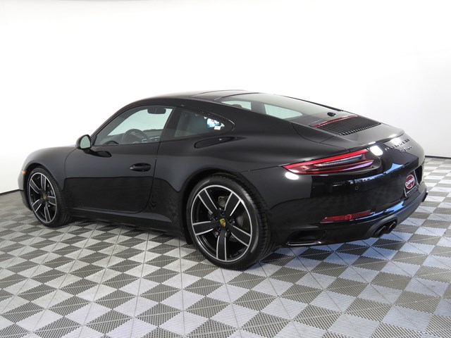 Used 2018 Porsche 911 Carrera
