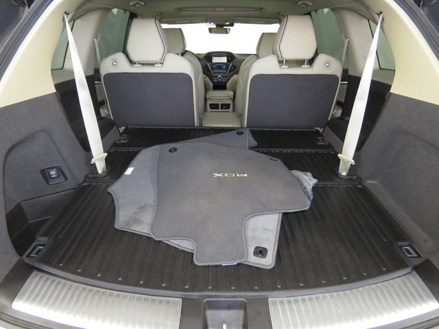 Used 2018 Acura MDX SH-AWD w/Advance