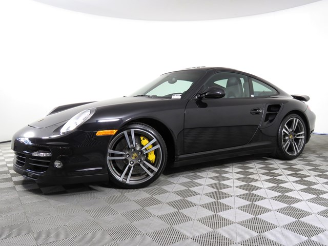 Used 2011 Porsche 911 Turbo S