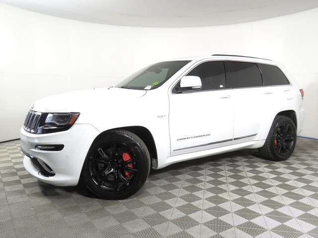 Used 2014 Jeep Grand Cherokee SRT