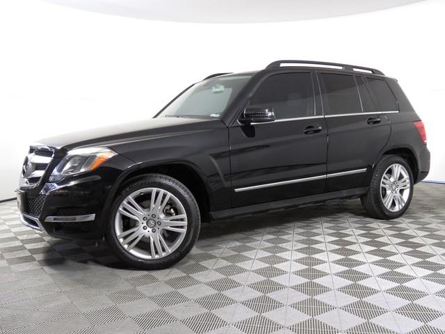 Used 2015 Mercedes-Benz GLK 350