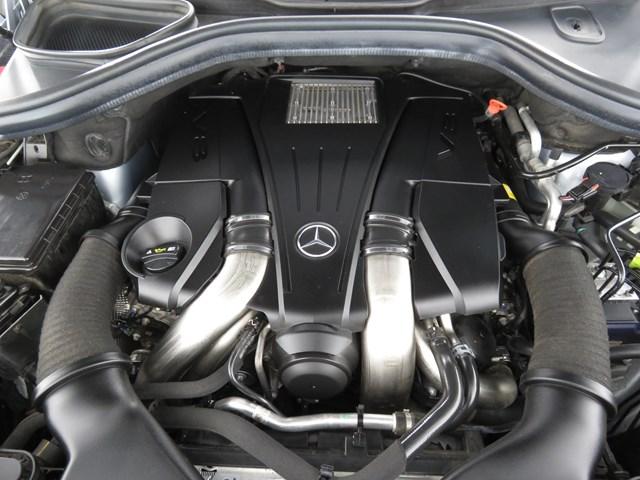 2014 Mercedes-Benz GL-Class GL 550 4MATIC