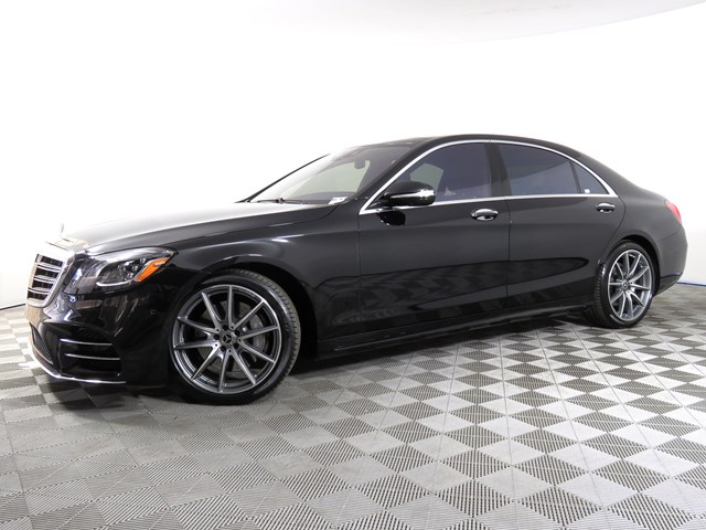 Used 2019 Mercedes-Benz S-Class S 560