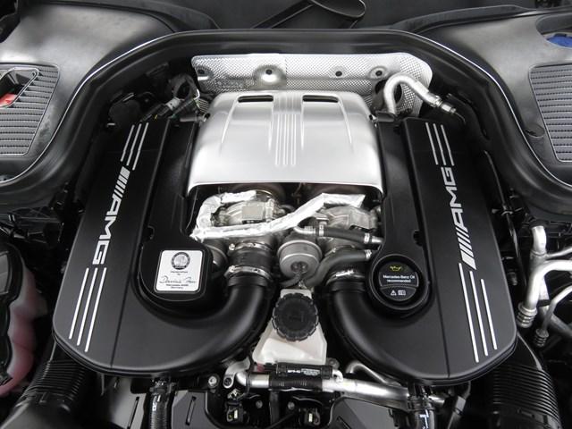2019 Mercedes-Benz GLC-Class GLC 63 AMG