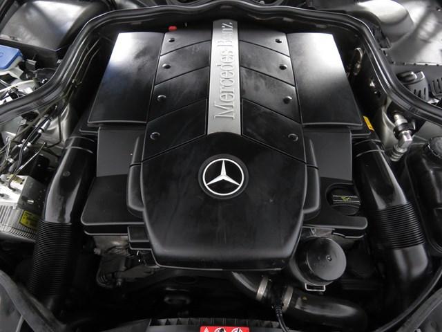 2006 Mercedes-Benz E-Class E 500